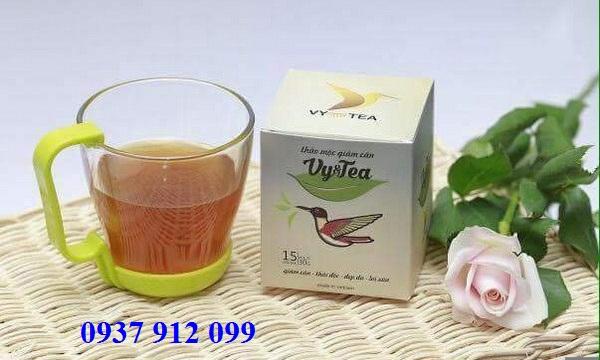 Cẩm nang làm đẹp: Hướng dẫn giảm cân nhanh chóng bằng trà giảm cân vy tea Travyteachinhhang